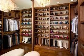 Robeson Design Closet and Shoe Storage Organization traditional-closet
