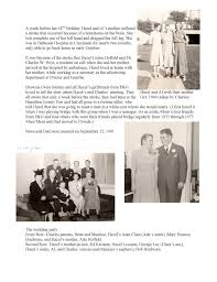 hoyt troxell recollections  mom and dad