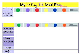 Weekly Meal Planning Calendar Templates Printable By Schedule ...