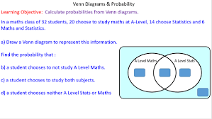 Venn Diagram Gcse Worksheet Venn Diagrams Mr Mathematics Com