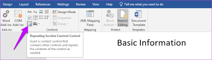 How To Make A Fillable Form In Microsoft Word