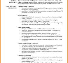 Military Police Job Description Resume Military Resume Example Pay Technician Samples To Civilian 46