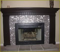 stone wall tiles for fireplace
