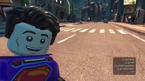 Indigo Superman Custom - LEGO DC Super Villains - YouTube