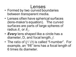 9 lenses