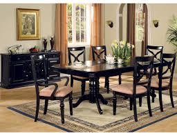 innovative black dining room set great black dining room chairs breathtaking black dining room