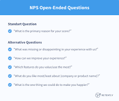 12 Great Nps Survey Question And Response Templates 2018 Update