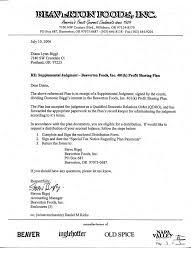 sle open enrollment letter definition of letter regarding 401k enrollment letter sle 14146