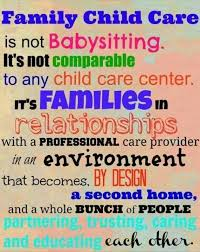 Childcare Quotes Extraordinary Family Child Care Preschool Pinterest Family Child Care Child