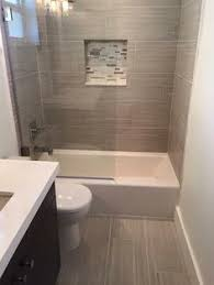 small bathroom decorating ideas with tub. Rectangle Left Drain Bathtub With Integral Farmhouse Apron In White Small Bathroom Decorating Ideas Tub W