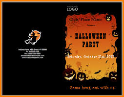 Word Halloween Templates 10 Halloween Invitation Templates Word Plastic Mouldings