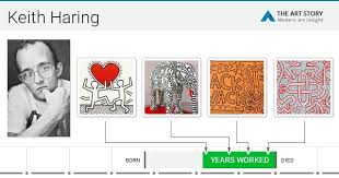 Keith Haring Overview And Analysis | Theartstory
