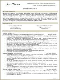 Sample Paralegal Resume  Job Interviews