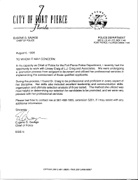 Example Of Police Application Letter Best Police Officer Cover