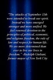 Remembrance Of Sept 11 Quotes. QuotesGram via Relatably.com