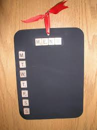 Chalkboard Menu Board Menu Board Is Magnetic Chalkboard Magnetic Menu Board Chalkboard Menu Board Organized Menu Planning