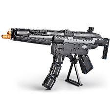 <b>Конструктор CADA deTech пистолет-пулемет</b> MP5 (617 деталей)