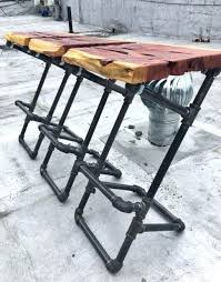 iron pipe furniture. Black Pipe Furniture Best Ideas On With Pipes Pertaining To Amazing Steel Bar Stool Iron For Sale A