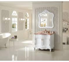 39 Bathroom Vanity Antique 39 Inch Single Sink Bathroom Vanity Micro Crystal Glaze