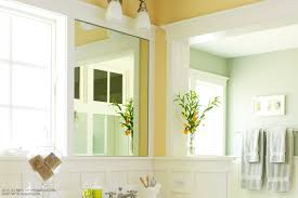 Cheery  Bright Yellow Bathroom Designs Better Homes And Gardens - Yellow and white bathroom