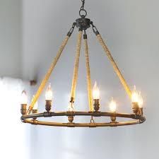 beach chandelier