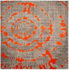 rust bathroom rugs orange memory foam bath mat burnt area rug gray and coffee tables all modern plush for living room s ikea lattice mid century home
