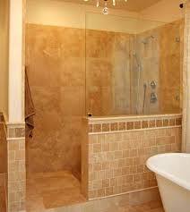 tile walk in showers without doors. Exellent Doors Tile Showers Without Doors Master Walk In Ideas For Inspiration Shower With  Bench  He Gray  Intended Tile Walk In Showers Without Doors O