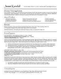Resume Formats 2015 - Roddyschrock.com