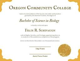 Edge Borders Diploma Certificate College Degree Templates Ffshop