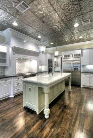 corrugated metal ceiling kitchen tin ceiling kitchen tin ceilings kitchen traditional with kitchen design contemporary pot corrugated metal ceiling