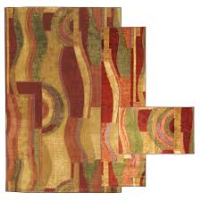 rug and runner set photo 5 of 9 3 piece rug set attractive area rug and rug and runner set area