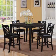 Dining Room Table Black White Dining Table Set Simple Decoration White Marble Dining