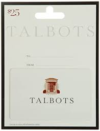 Talbots Gift Card $25: Gift Cards - Amazon.com