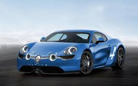 new car releases for 20162016 renault alpine blue franch concept pics  Idea Cars
