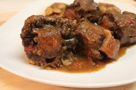 easy jamaican oxtails