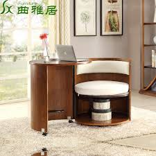 table bedroom single drum rotating desk space saving removable computer folding leisure spot in computer desks from furniture on aliexpress com alibaba