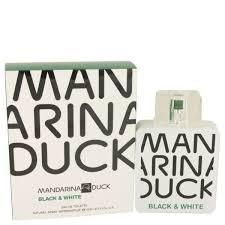 <b>Mandarina Duck Black &</b> White 3.4oz 100ml Eau De Toilette ...