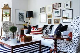 Photo: Living room designed by Tommy Smythe