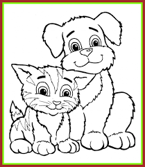 Shocking Cute Kitten Coloring Pages Printable Fresh Daring For