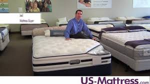simmons beautyrest recharge plush. Simmons Beautyrest Recharge World Class Phillipsburg Plush Mattress - YouTube