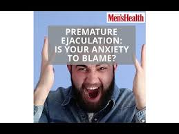 watch premature ejaculation is your anxiety to blame watch premature ejaculation is your anxiety to blame men s health singapore