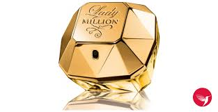 <b>Lady</b> Million <b>Paco Rabanne</b> perfume - a fragrance for <b>women</b> 2010