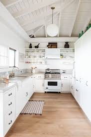 All White Kitchen Steal This Look A Modern All White Kitchen In Maui Remodelista