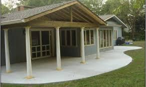 open gable porch roof house plans