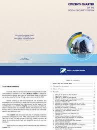 Sss Handbook Identity Document Notary Public