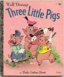 the three little pigs cover google search