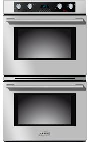 verona vebiem3030dss 30 inch electric self cleaning double wall oven