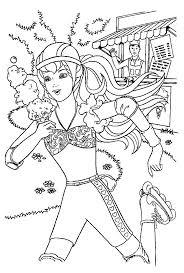21 Disegni Di Barbie Da Stampare E Colorare Pianetabambiniit