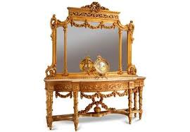 entrance furniture. Antique Carved \u0026 Gilded Entrance Furniture