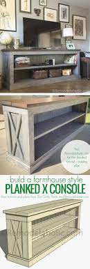 diy tv stands newest diy tv stands farmhouse stand see check out how build a diy